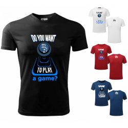 Koszulka Do You Want...