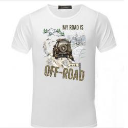 Koszulka My Road Is Off-Road