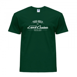 Koszulka zielona LANDCRUISER