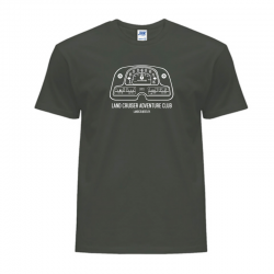 Koszulka graphite LANDCRUISER