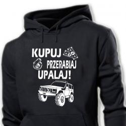 Bluza Kupuj Przerabiaj Upalaj