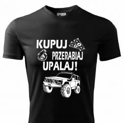 Koszulka Kupuj Przerabiaj...