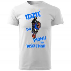 Koszulka męska Idzie Do Pionu